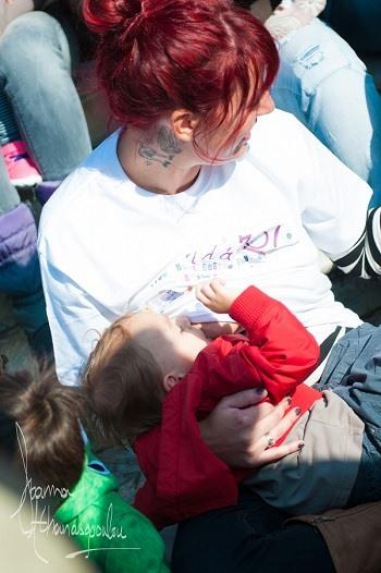 Μητρικός θηλασμός, μια ελληνική πραγματικότητα. Συνέντευξη με την Κλαίρη Γκίκουρη