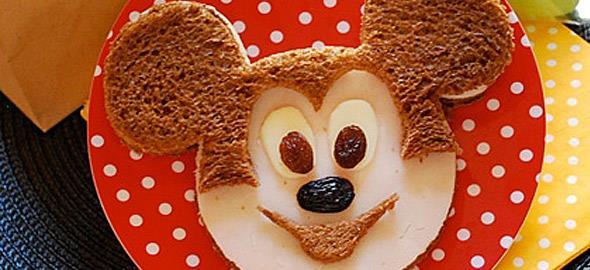 Συνταγές για παιδιά: Ο μαγικός κόσμος της Disney στο πιάτο τους!