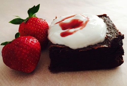 Brownies γλυκά από μόνα τους