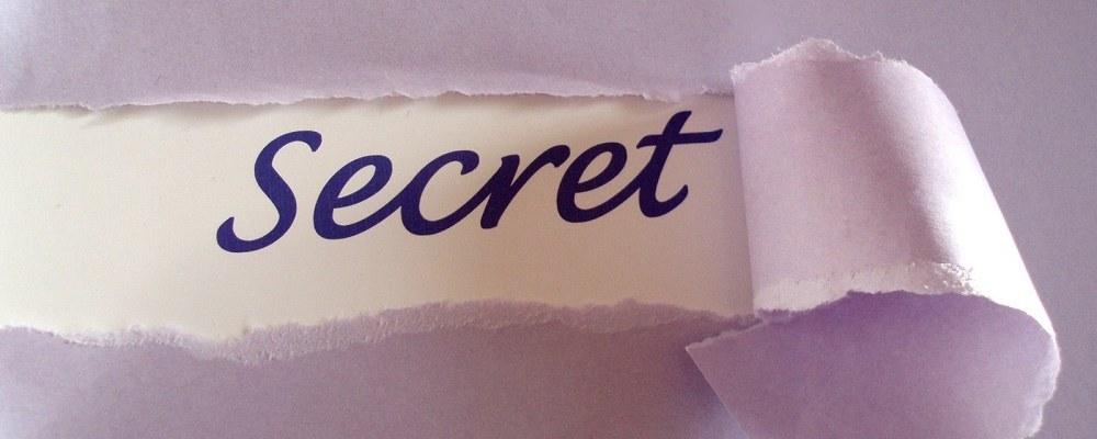 Τα μυστικά των αδύνατων ανθρώπων