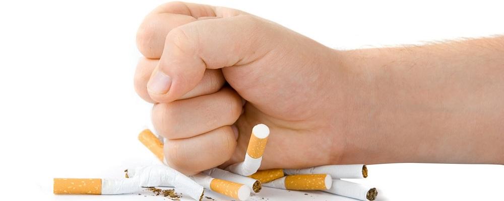 Πήρατε την μεγάλη απόφαση να κόψετε το τσιγάρο, αλλά φοβάστε μήπως αυξηθεί το βάρος σας;