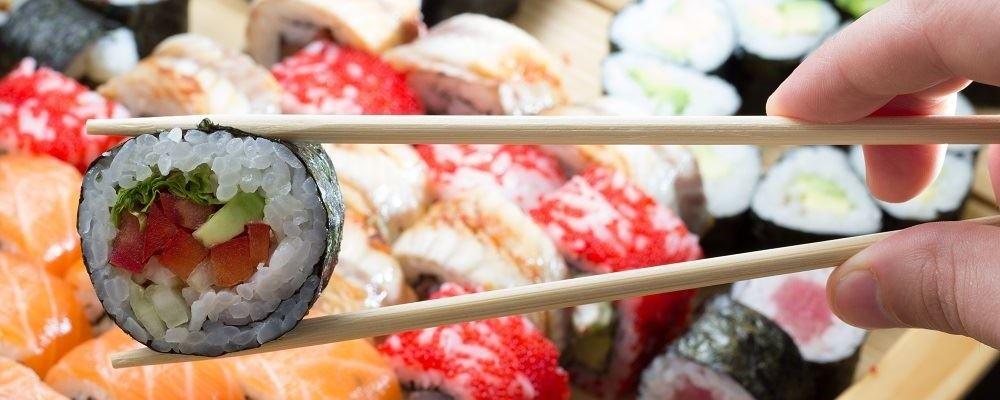 Τι και πόσο σούσι να φάω;