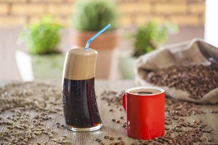 Στιγμιαίος καφές: Η φύση στην κούπα μας!