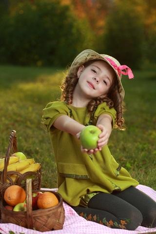 Μαθαίνοντας τα παιδία να αγαπάνε το «υγιεινό» φαγητό!